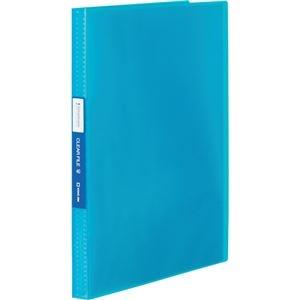 その他 (まとめ) キングジム シンプリーズクリアーファイル(透明) A4タテ 40ポケット 背幅22mm 青 TH184TSPWB 1冊 【×30セット】 ds-2239262
