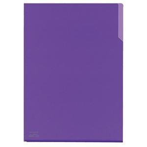 その他 (まとめ) コクヨ クリヤーホルダー10(テン)A4 紫 フ-T750-7 1セット(5枚) 【×30セット】 ds-2239266