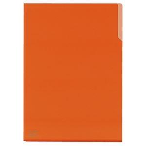 その他 (まとめ) コクヨ クリヤーホルダー10(テン)A4 橙 フ-T750-3 1セット(5枚) 【×30セット】 ds-2239269