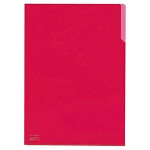 その他 (まとめ) コクヨ クリヤーホルダー10(テン)A4 赤 フ-T750-1 1セット(5枚) 【×30セット】 ds-2239270