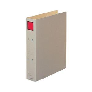 その他 (まとめ) キングジム 保存ファイル A4タテ 500枚収容 背幅65mm ピクト赤 4375 1冊 【×30セット】 ds-2239317