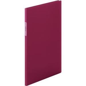 その他 (まとめ) キングジム FAVORITESクリアーファイル(透明) A4タテ 10ポケット 背幅10mm 赤 FV166THアカ 1冊 【×30セット】 ds-2239702