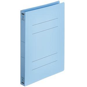 その他 (まとめ) TANOSEEフラットファイル厚とじ(PP) A4タテ 250枚収容 背幅28mm ブルー 1パック(5冊) 【×30セット】 ds-2239801