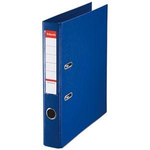 その他 (まとめ) エセルテ レバーアーチファイル A4タテ350枚収容 背幅52mm ブルー 48075 1冊 【×30セット】 ds-2239822