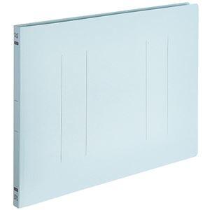その他 (まとめ) TANOSEEフラットファイルE(エコノミー) B4ヨコ 150枚収容 背幅18mm ブルー 1パック(10冊) 【×30セット】 ds-2239830