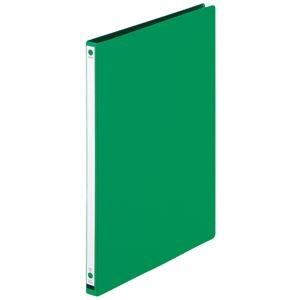 その他 (まとめ) ライオン事務器 パームファイル 強化Z式A4タテ 120枚収容 背幅18mm 緑 No.85-A4S 1冊 【×30セット】 ds-2240233