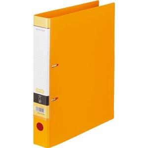 送料無料 通販 その他 バーゲンセール まとめ TANOSEE DリングファイルA4タテ 2穴 背幅45mm 1冊 ×30セット 280枚収容 オレンジ ds-2240293
