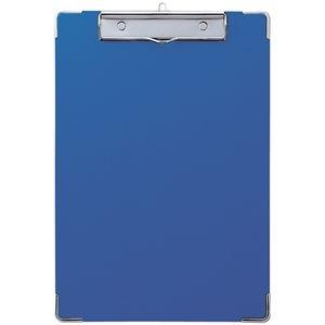 その他 (まとめ) セキセイ カラー用箋挟 A4タテ Y-56C-10ブルー 1枚 【×30セット】 ds-2240911