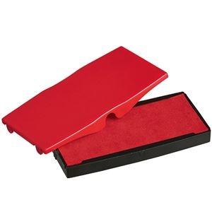 その他 (まとめ) シャイニー スタンプ内蔵型角型印S-855専用パッド 赤 S-855-7R 1個 【×30セット】 ds-2241145