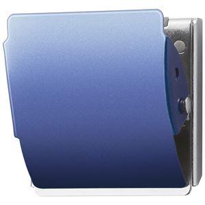 その他 (まとめ) プラス マグネットクリップ ホールド Lブルー CP-047MCR 1個 【×30セット】 ds-2241325