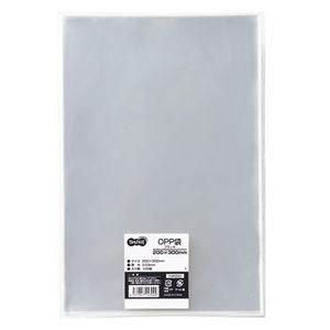 その他 (まとめ) TANOSEE OPP袋 フラット 200×300mm 1パック(100枚) 【×30セット】 ds-2241541
