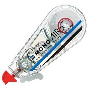 その他 (まとめ) トンボ鉛筆 修正テープ モノエアー5mm幅×10m 赤 CT-CA5 1個 【×50セット】 ds-2242126