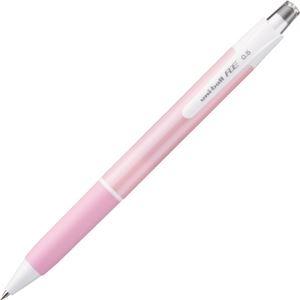 その他 (まとめ) 三菱鉛筆 消せる ゲルインクボールペンユニボールR:E 0.5mm オフブラック (軸色:ライトピンク) URN180C05.51 1本 【×50セット】 ds-2242250