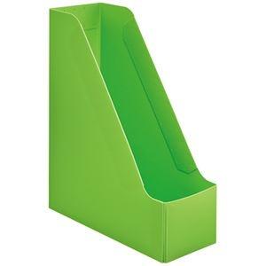 その他 (まとめ) TANOSEEPP製ボックスファイル(組み立て式) A4 タテ グリーン 1個 【×50セット】 ds-2242519