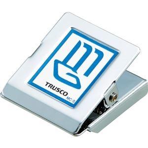 その他 (まとめ) TRUSCO マグネット金属クリップ32×36 MC-S 1個 【×50セット】 ds-2242629