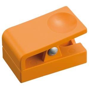 その他 (まとめ) ミツヤ プラマグネットクリップ 小 橙 ME-PMCSK-OR 1個 【×50セット】 ds-2242640