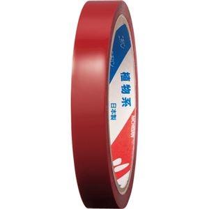 その他 (まとめ) ニチバン 産業用セロテープ No.43015mm×35m 赤 4301-15 1巻 【×50セット】 ds-2242670