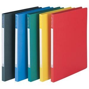 その他 (まとめ) ビュートン レターファイル A4タテ110枚収容 背幅18mm ブルー SLF-A4S-B 1冊 【×50セット】 ds-2243087
