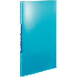その他 (まとめ) キングジム シンプリーズクリアーファイル(透明) A4タテ 20ポケット 背幅12mm 青 TH184TSPB 1冊 【×50セット】 ds-2243349