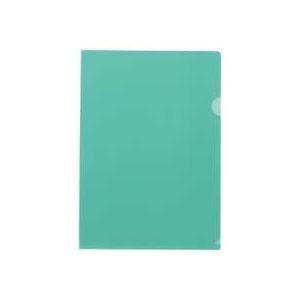 その他 (まとめ) テージー カラークリアフォルダー A4クリスタルグリーン CC-141A-21 1パック(10枚) 【×50セット】 ds-2243429