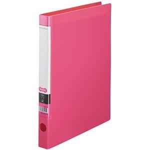 その他 (まとめ) TANOSEE OリングファイルA4タテ 2穴 150枚収容 背幅32mm ピンク 1冊 【×50セット】 ds-2243535