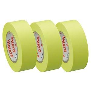 その他 (まとめ) ヤマト メモック ロールテープつめかえ用 15mm幅 レモン RK-15H-LE 1パック(3巻) 【×50セット】 ds-2243708