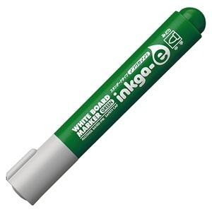 その他 (まとめ) コクヨ ホワイトボード用マーカーペン<インクガイイ スタンダードタイプ> 中字丸芯 緑 PM-BN102G 1本 【×100セット】 ds-2244321