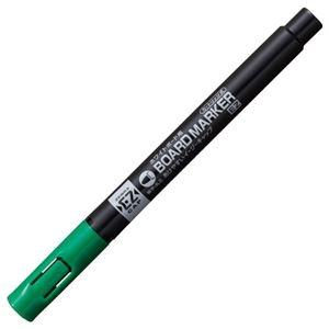 その他 (まとめ) ゼブラ ボードマーカーEZ 細字・丸芯 緑 YYSS17-G 1本 【×100セット】 ds-2244343