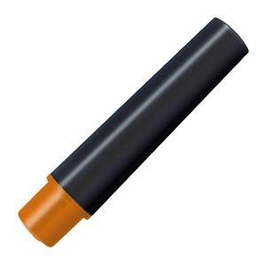 その他 (まとめ) ゼブラ 水性マーカー紙用マッキー(太+細)用インクカートリッジ オレンジ RWYT5-OR 1パック(2本) 【×100セット】 ds-2244530