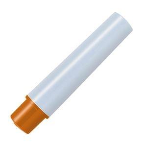 その他 (まとめ) ゼブラ 油性マーカー マッキーケア極細つめ替え用インクカートリッジ オレンジ RYYTS5-OR 1パック(2本) 【×100セット】 ds-2244540