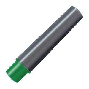 その他 (まとめ) ゼブラ 水性マーカー紙用マッキー極細用インクカートリッジ 緑 RWYTS5-G 1パック(2本) 【×100セット】 ds-2244651