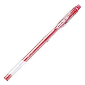 その他 (まとめ) 三菱鉛筆 ゲルインクボールペンユニボール シグノ イレイサブル 0.5mm 赤 UM101ER05.15 1本 【×100セット】 ds-2244723