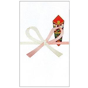 その他 (まとめ) 赤城 のり付万円袋 祝無地 フ5151 1パック(10枚) 【×100セット】 ds-2245256