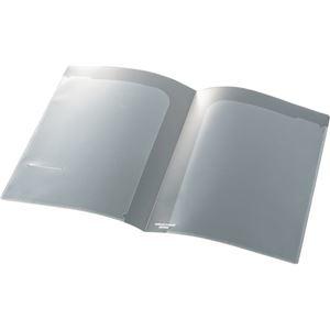 その他 (まとめ) ビュートン スマートホルダーA4(見開きA3) 2ポケット クリヤー NSH-A4-2C 1冊 【×100セット】 ds-2245444