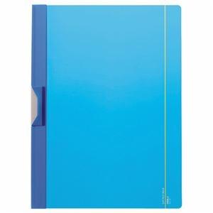 その他 (まとめ) ライオン事務器 スライドクリップファイルA4タテ 15枚収容 ブルー SL-23P 1冊 【×100セット】 ds-2245502