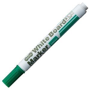 その他 (まとめ) TANOSEE ホワイトボードマーカー 中字角芯 緑 1本 【×300セット】 ds-2245736