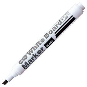 その他 (まとめ) TANOSEE ホワイトボードマーカー 中字角芯 黒 1本 【×300セット】 ds-2245739