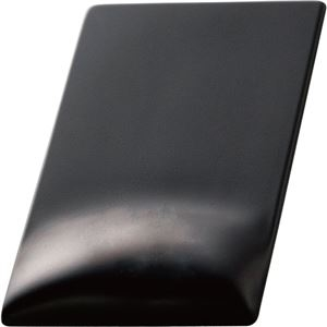 その他 (まとめ) エレコム 疲労軽減マウスパッドFITTIO(High) ブラック MP-116BK 1枚 【×5セット】 ds-2220411
