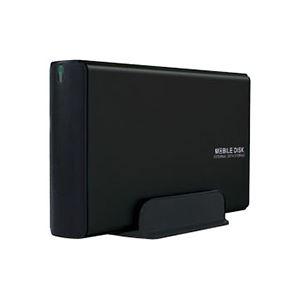 その他 (まとめ) 玄人志向PC電源連動省電力機能搭載ハードディスクケース GW3.5AA-SUP/MB 1台 【×5セット】 ds-2220726