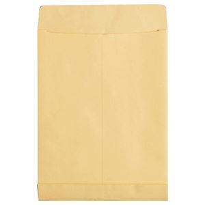 その他 (まとめ) TANOSEE マチ付クラフト大型封筒 A4 120g/m2 1パック(50枚) 【×5セット】 ds-2221286