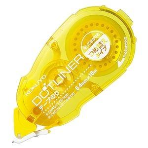 その他 (まとめ) コクヨ テープのり ドットライナー 貼ってはがせるタイプ つめ替え用 8.4mm×16m タ-D401N-08 1セット(10個) 【×5セット】 ds-2221402