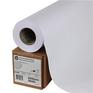 その他 (まとめ) HP スタンダード普通紙24インチロール 610mm×45m Q1396A 1本 【×5セット】 ds-2221900