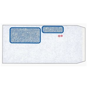 その他 (まとめ) オービック 請求書窓付封筒シール付 230×120mm MF-11 1箱(1000枚) 【×5セット】 ds-2221927