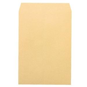 その他 (まとめ) ピース R40再生紙クラフト封筒 角2 85g/m2 業務用パック 681-80 1箱(500枚) 【×5セット】 ds-2222099