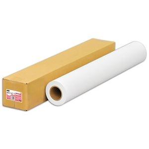 その他 (まとめ) TANOSEEインクジェット用薄手マット紙 24インチロール 610mm×50m 1本 【×5セット】 ds-2222150