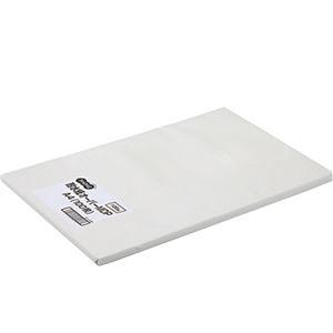 その他 (まとめ) TANOSEE 耐水紙オーパーMDP F12 A4 1冊(100枚) 【×5セット】 ds-2222213