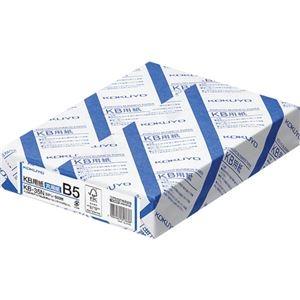 その他 (まとめ) コクヨ KB用紙(共用紙) B5KB-35N 1箱(2500枚:500枚×5冊) 【×5セット】 ds-2222281