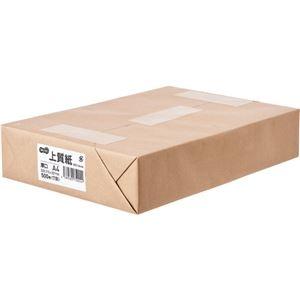 その他 (まとめ) TANOSEE 上質紙 厚口 A41冊(500枚) 【×5セット】 ds-2222338