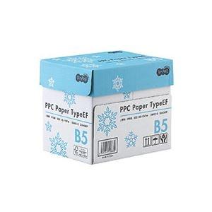 その他 (まとめ) TANOSEE PPC PaperType EF B5 1箱(2500枚:500枚×5冊) 【×5セット】 ds-2222365