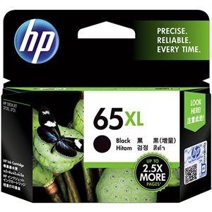 その他 (まとめ) HP HP65XL インクカートリッジ黒(増量) N9K04AA 1個 【×5セット】 ds-2222601